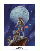 2006 FenCon cover print (limited edition of 50, signed by Darrell K. Sweet)